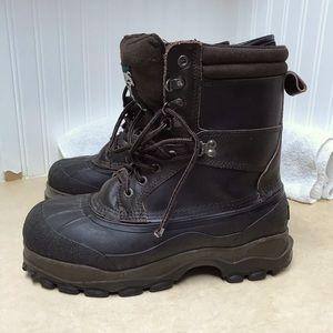 Kodiak Timberline winter boots.